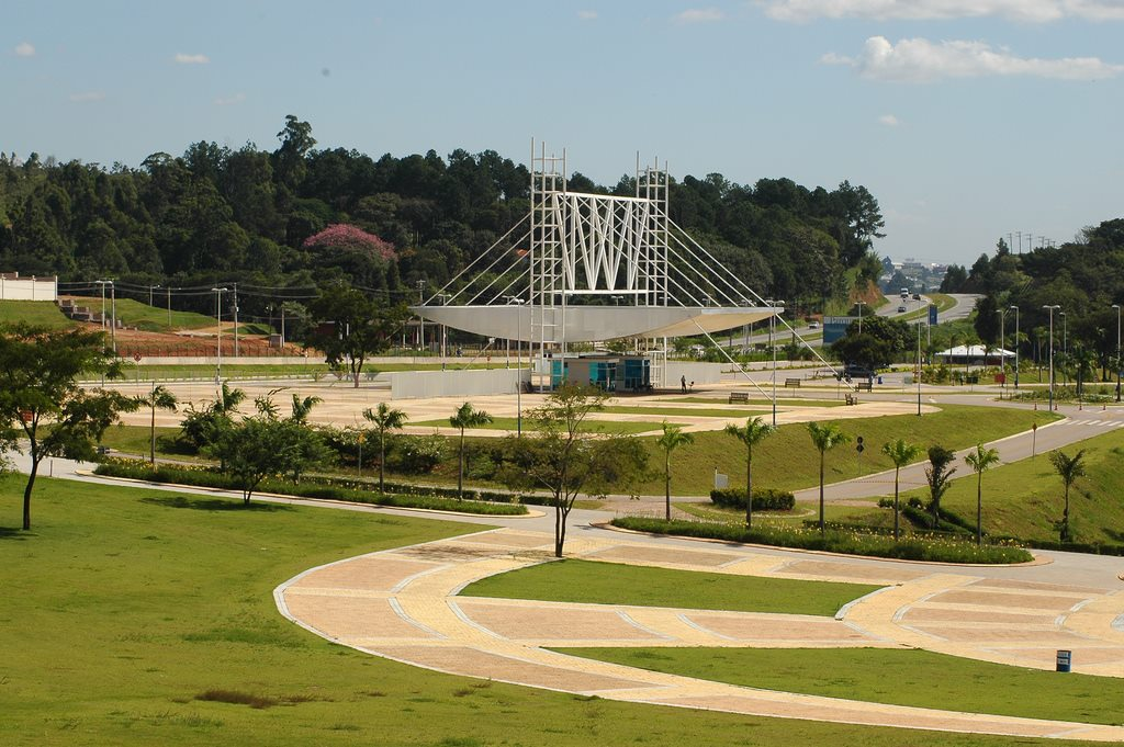 O que Fazer no Parque da Cidade em Jundiaí