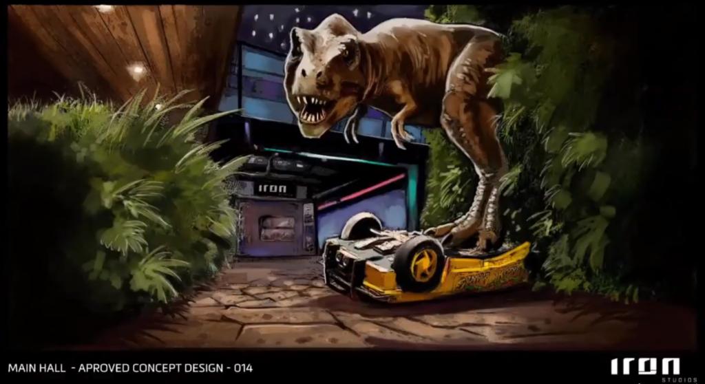 Restaurante temático de Jurassic Park será inaugurado em São Paulo