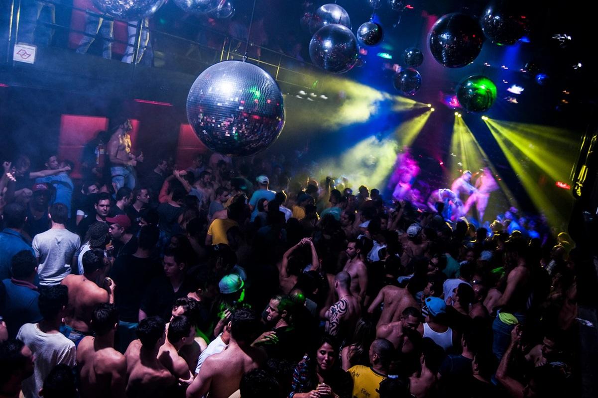 Bubu Lounge Disco São Paulo