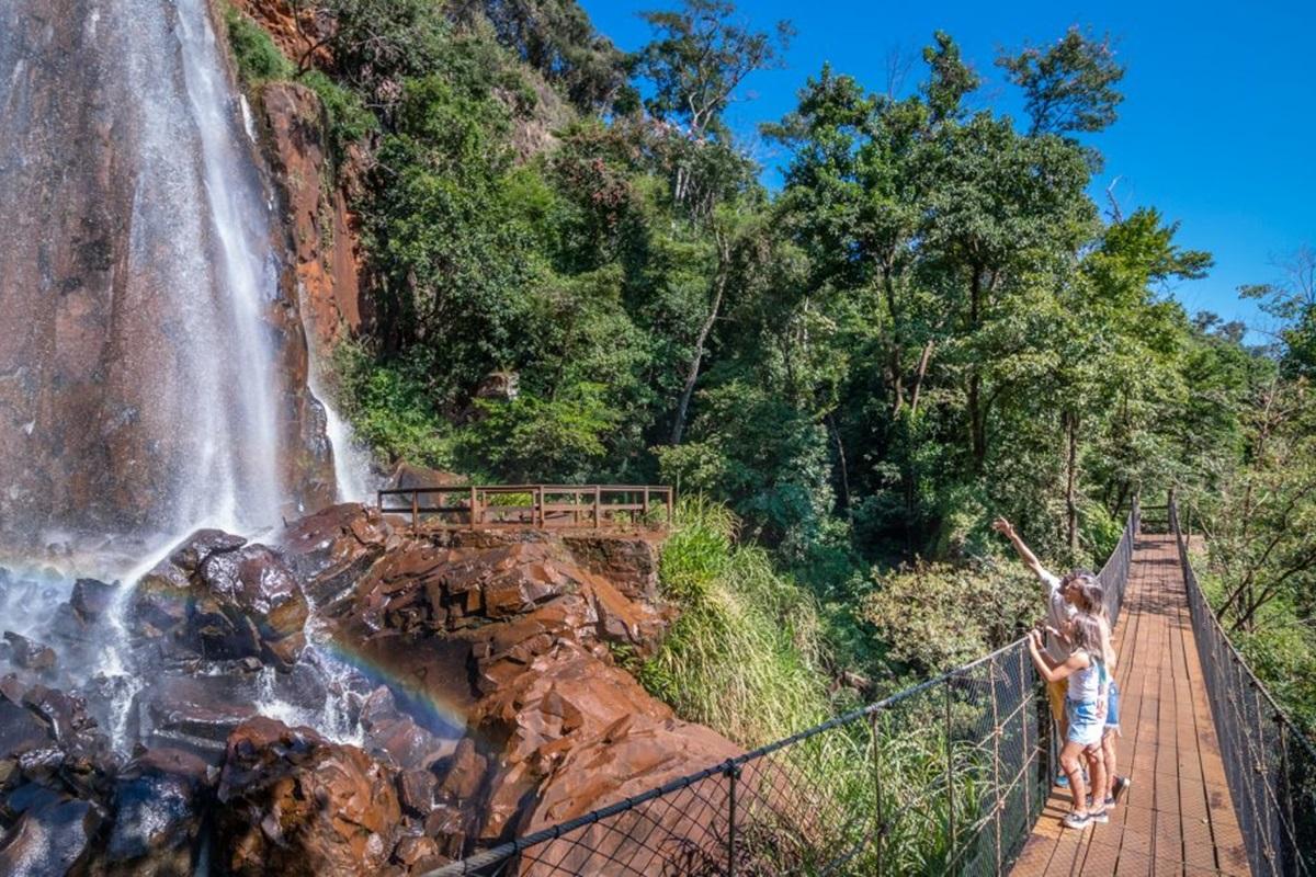 Parque Recanto das Cachoeiras- Brotas