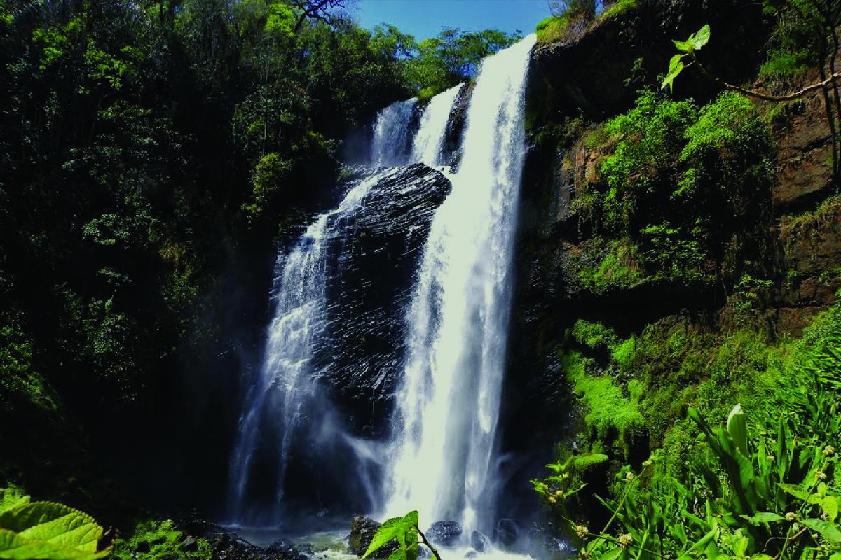 Cachoeira Salto do Pântano - Descalvado