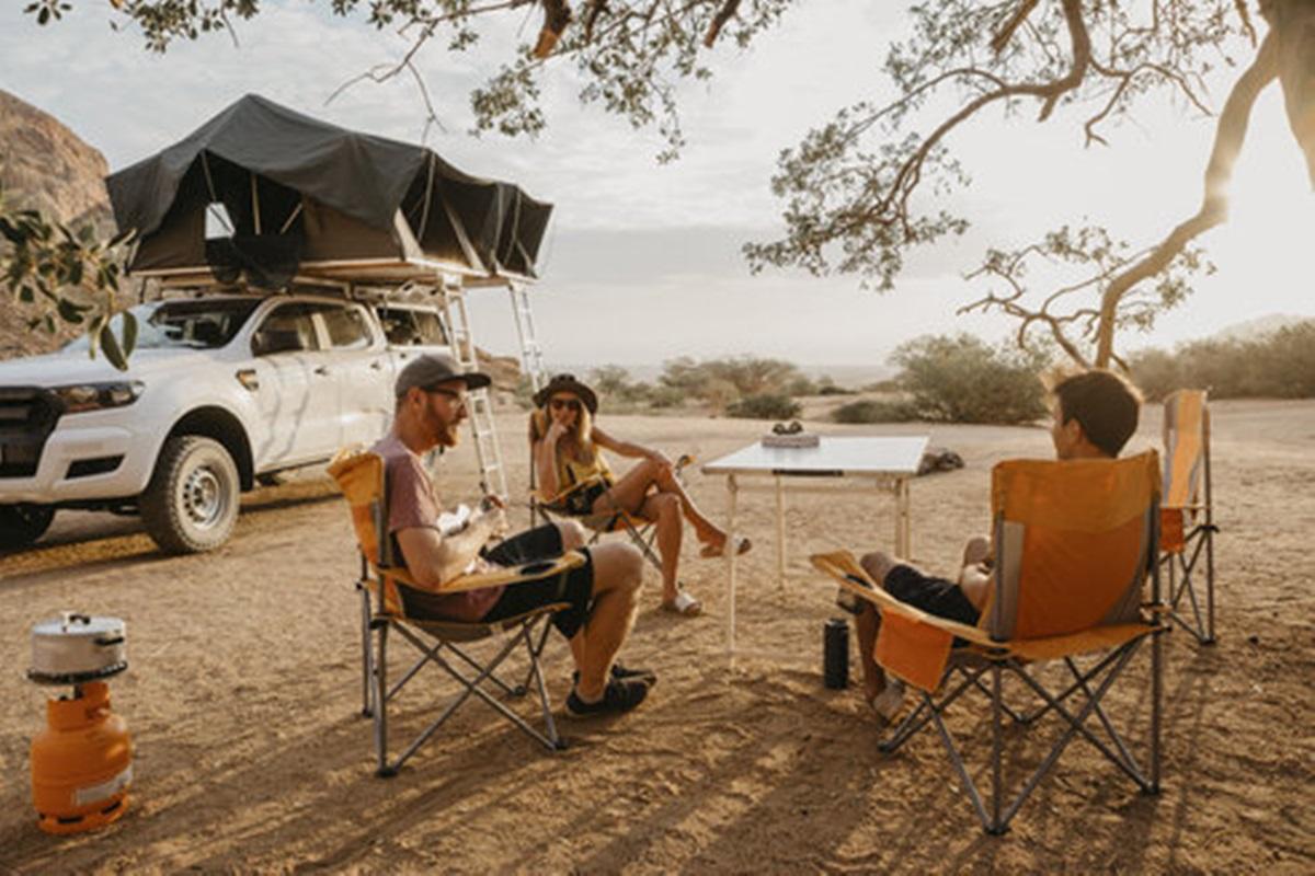 Camping Três Coqueiros Barra do Una
