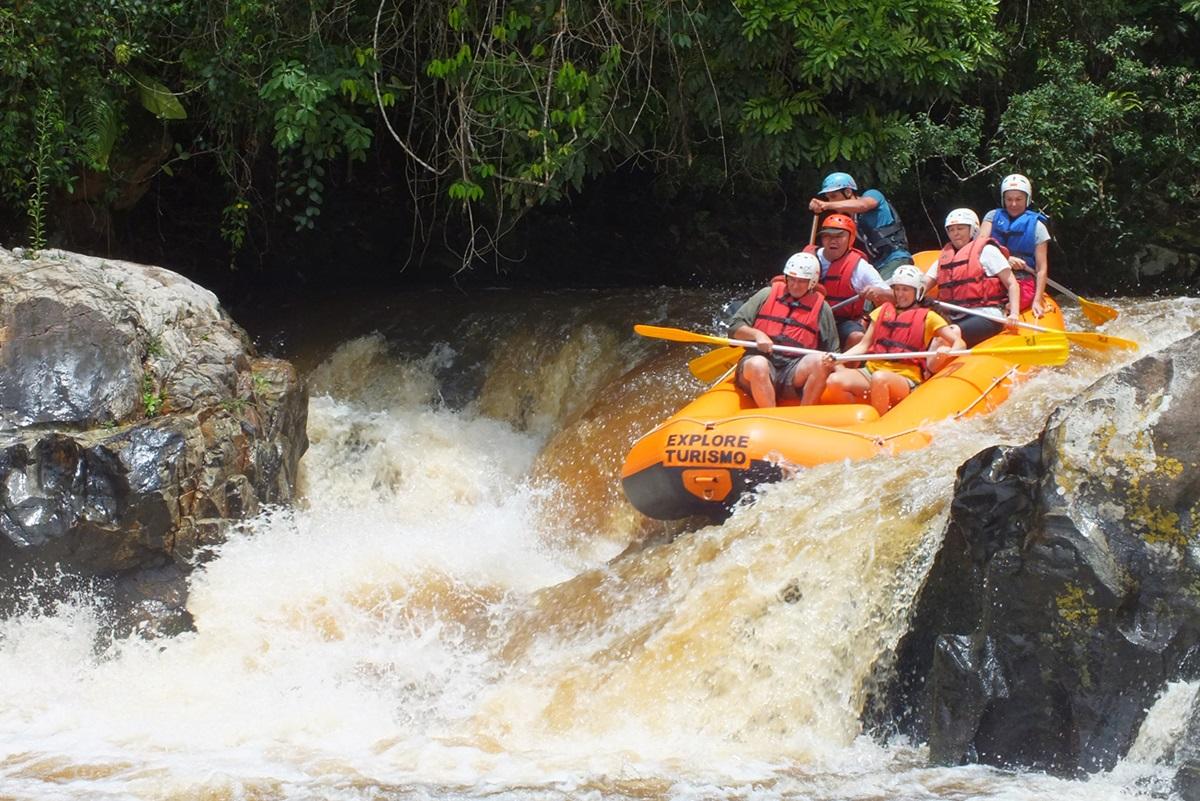 Explore Turismo de Aventura & Camping Barra do Turvo