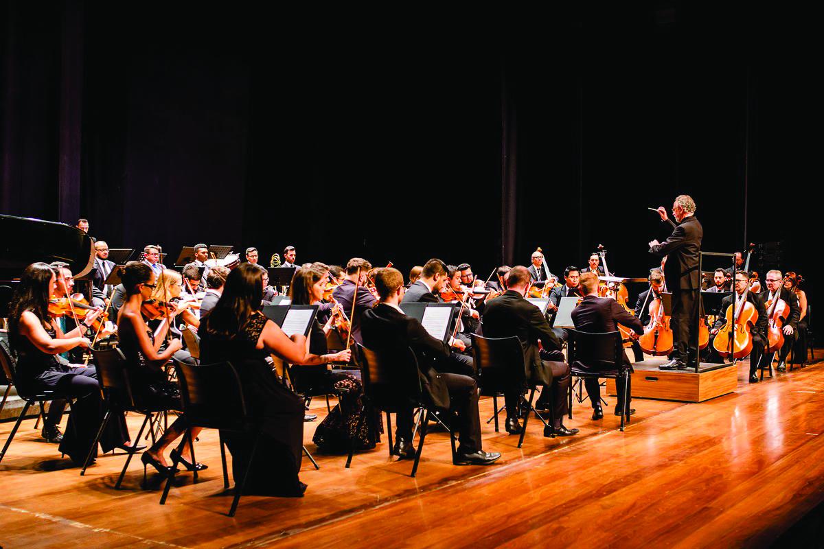 """Teatro Municipal """"Dr. Losso Neto"""" Piracicaba"""