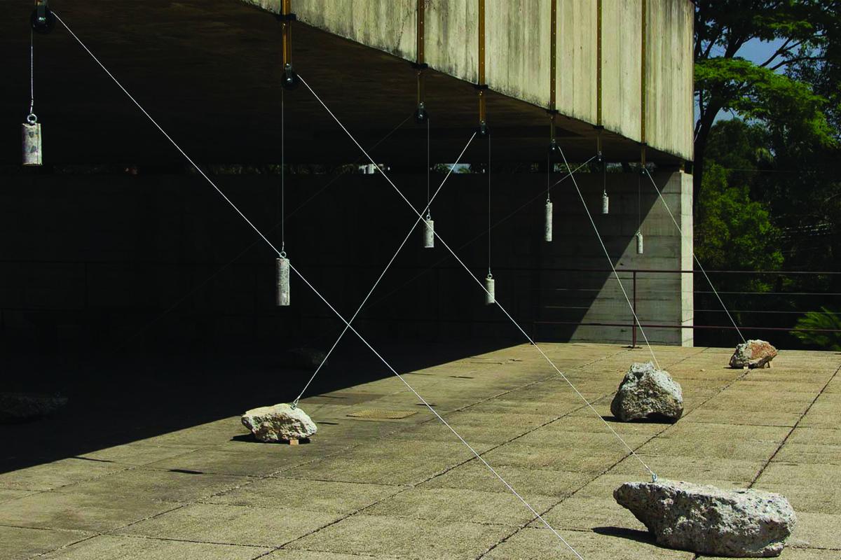 Museu Brasileiro de Escultura e Ecologia - MuBE - São Paulo