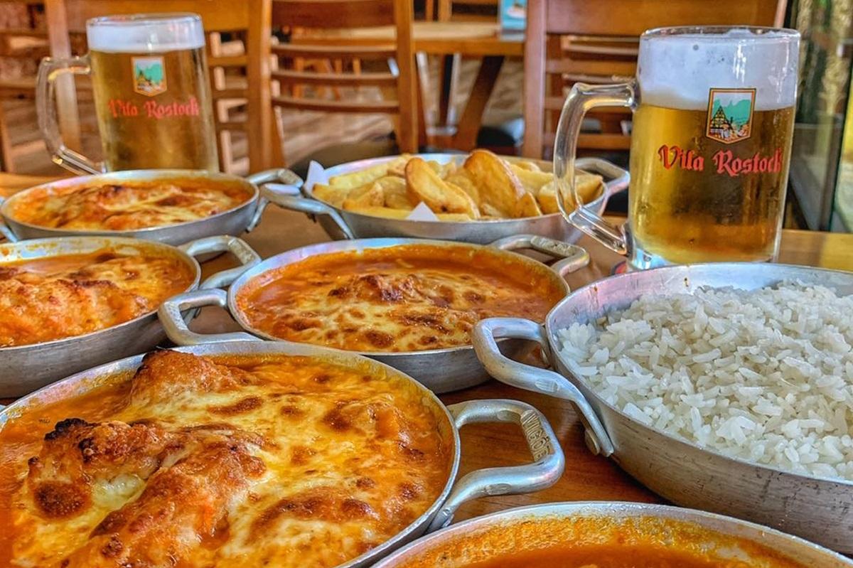 Vila Rostock Restaurante Alemão e Cervejaria São Paulo
