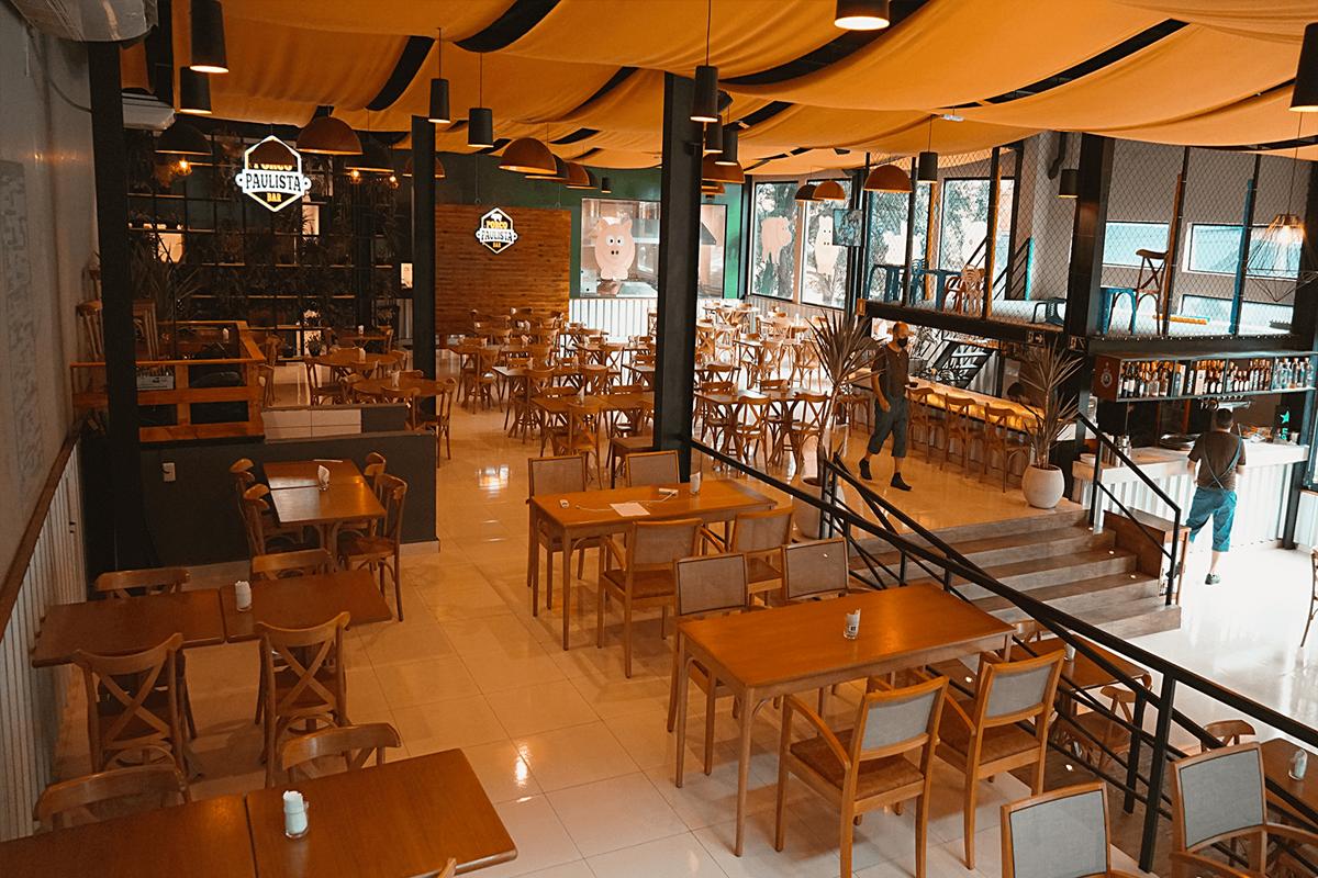 Restaurante Porco Paulista Bar em São Paulo