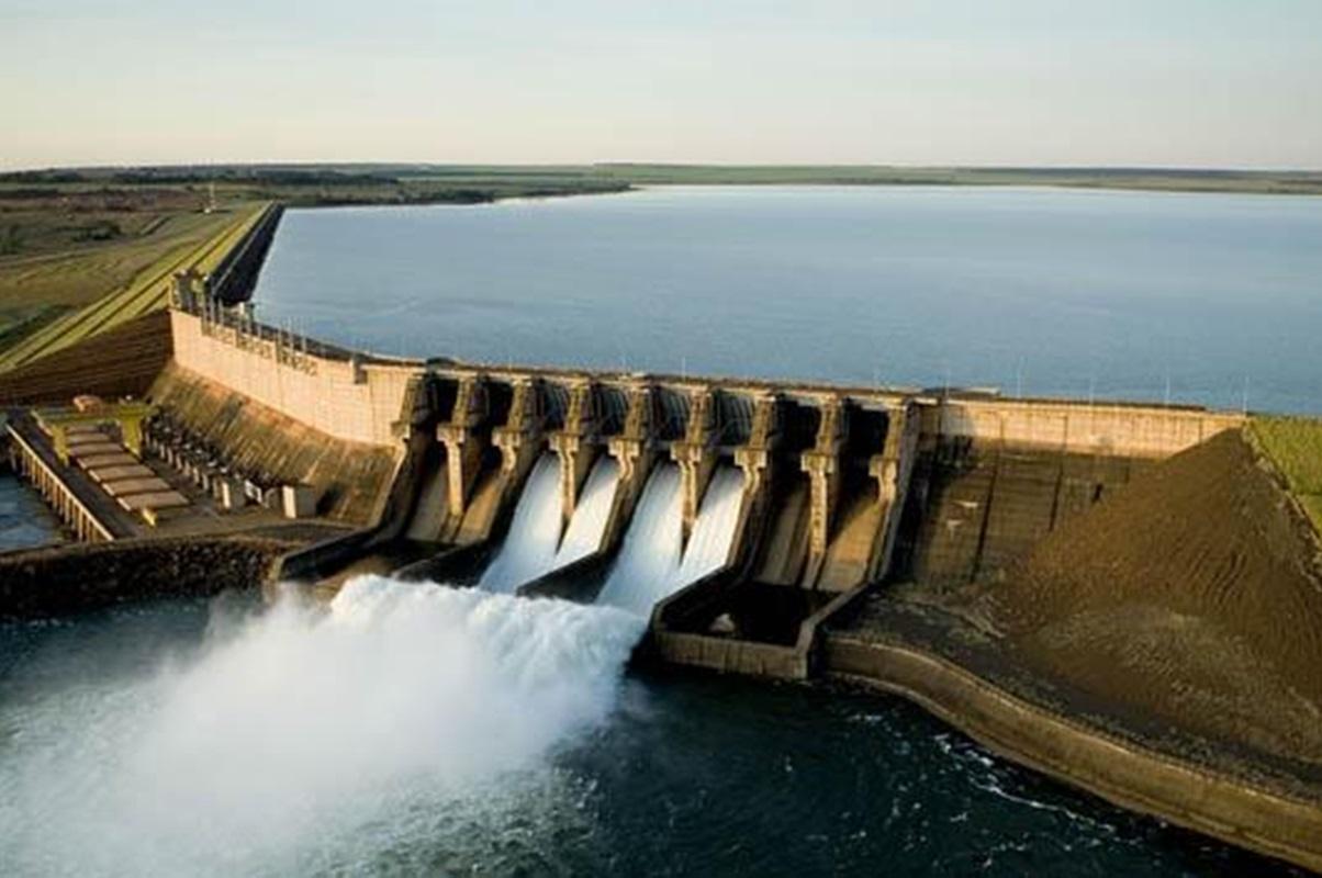 Usina Hidrelétrica da Água Vermelha Ouroeste