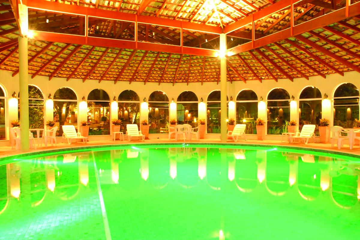 Hotel Recanto da Cachoeira em Socorro